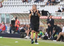 """Calcio: Juric """"Ora il Toro è squadra da 5, ma possiamo arrivare al 7-8"""""""