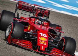 F.1: Gp Russia. Power unit nuova, Leclerc partirà da ultima posizione