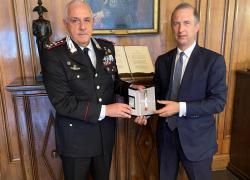 Snam, intesa con i Carabinieri per la sicurezza delle infrastrutture