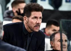 """Calcio: Champions, Simeone """"Milan cresciuto, sarà una partita dura"""""""