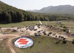 Grande successo per il decimo Raduno 4x4 Suzuki