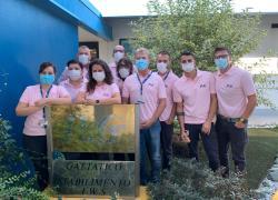 Tumore al seno, P&G di Gattatico si veste di rosa per la prevenzione