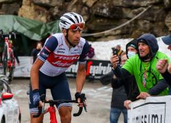 Nibali trionfa nell'edizione 2021 del Giro di Sicilia