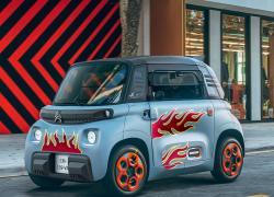Citroën Ami offre maggiori possibilita' di personalizzazione