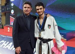 """Taekwondo: Dell'Aquila """"Ho iniziato per superare la mia timidezza"""""""