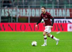 """Calcio: Calabria """"Milan e Italia il massimo, dispiaciuto per Donnarumma"""""""