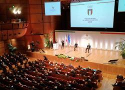 """Coni: Malagò """"Il 20 dicembre a Roma cerimonia Collari d'oro 2021"""""""