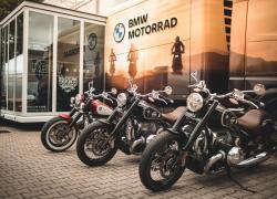 Tutto pronto per la 20^ edizione dei Bmw Motorrad Days