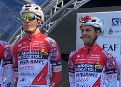 Ciclismo: Androni. Chirico e Ravanelli investiti in allenamento