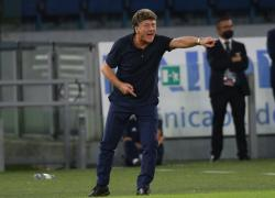 """Calcio: Mazzarri """"Progressi nel gioco e amore tifosi per cambiare rotta"""""""