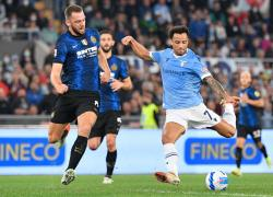 Prima sconfitta per l'Inter, la Lazio vince 3-1