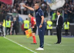 """Calcio: Serie A. Sarri """"Sul 2-1 l'Inter doveva buttar via la palla"""""""
