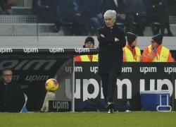 """Calcio: Champions. Gasperini""""Assenze pesanti,ma giocheremo da Atalanta"""""""