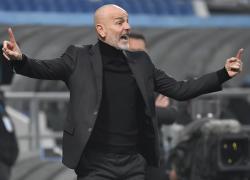 """Calcio: Champions. Pioli """"Non abbiamo giocato da Milan"""""""