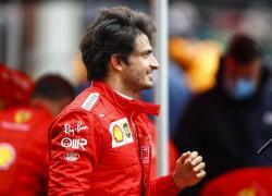 """F.1: Sainz """"Ferrari un privilegio, è come giocare per Real e Spagna"""""""