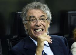 """Moratti """"Rigore Juve ha rovinato partita, a Inter manca fiducia"""""""