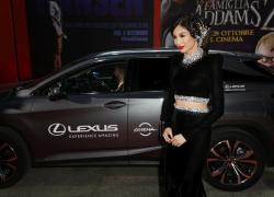 """Lexus sul grande schermo con """"Eternals"""""""