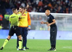 Un turno di stop a Gasperini, Spalletti, Mourinho e Inzaghi
