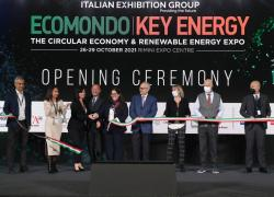 """Cingolani saluta Ecomondo """"In prima linea per la transizione ecologica"""""""