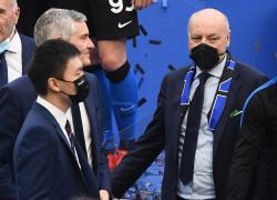 """Calcio: Inter. Marotta """"Vogliamo difendere con orgoglio lo scudetto"""""""