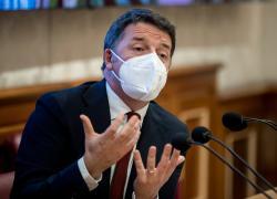 """Green pass, Renzi: """"No vax in zona rossa, follia dire che non serva"""""""