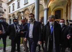 Open Arms: al via il processo di Salvini a Palermo
