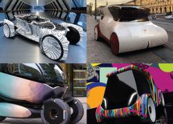 3M premia le nuove generazioni di designer per lo sviluppo dell'auto del futuro