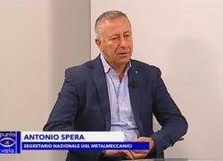 """Stellantis, Spera (Ugl): """"Con Tavares incontro molto importante"""""""