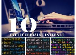 GoDaddy crea l'infografica: '10 curiosità su Internet che non conosci'