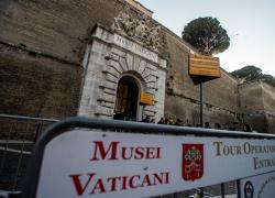 Musei Vaticani riaprono lunedì 1 febbraio. 88 giorni chiusi: periodo più lungo dalla guerra mondiale