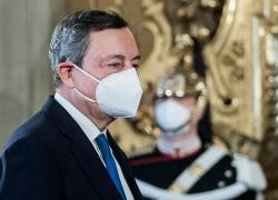 """Vaccini, Draghi stronca Salvini: """"Appello a non vaccinarsi è un appello a morire"""""""