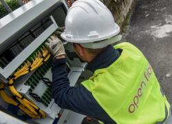 Open Fiber, al via i lavori per la fibra ottica FTTH a Guidonia Montecelio