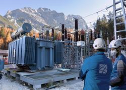 Terna: 60 mln di euro per la nuova linea elettrica 'invisibile' tra Cortina e Auronzo