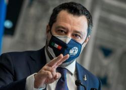 """Ddl Zan, Salvini: """"Ognuno è libero di fare l'amore con chi desidera, ma..."""""""