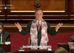 """Fratelli di Crozza/ Draghi e la Messa cantata in Parlamento: """"Dal Vangelo contro Matteo..."""""""