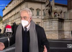 """Crozza nei panni del nuovo ministro all'istruzione Bianchi """"Come faccio a tornare a Ferrara?"""""""