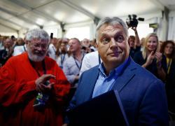 """Orban alla Meloni:  """"La vittoria non è mai definitiva e sconfitta non è mai fatale"""""""