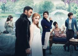 Netflix, Bridgerton 2 quando esce: seconda stagione sospesa, cast e troupe in isolamento per Covid