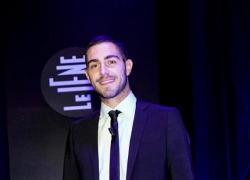 "Gf Vip 5, Tommaso Zorzi querela Fulvio Abbate: ""Sputi m**da .."""