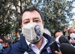 """Ius soli, la propaganda di Salvini: """"Noi preferiamo occuparci di Lavoro e Salute"""""""
