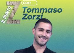 Tommaso Zorzi, Il Punto Z: ospiti, quando inizia e dove vederlo