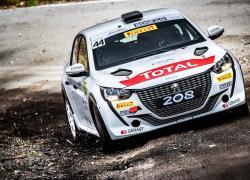 Peugeot e i fratelli Nucita tentano  il bis al 68° Rally di sanremo