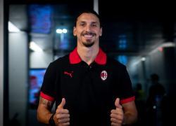 Ibrahimovic al ristorante in zona rossa: è polemica