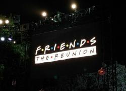 Friends The Reunion: su Instagram l'annuncio della fine delle riprese