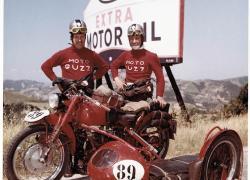 Il Club Aci Storico celebra i cento anni di Moto Guzzi