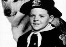 """E' morto Lee William Aaker, il Rusty de """"Le avventure di Rin Tin Tin"""""""
