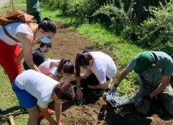 """Parte """"Scuola Forestami"""", il progetto speciale di Forestami in partnership con AXA Italia"""