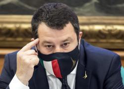 """Ddl Zan, Salvini: """"Da Italia Viva proposte interessanti per cambiarlo"""""""