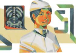 Vera Gedroits, chi è la protagonista del doodle di oggi di Google