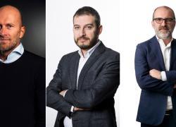 Publicis Groupe ha una nuova leadership in Italia: Bertelli, Di Fonzo e Leonelli alla guida